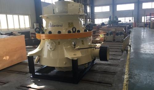 STGP trituradora de cono